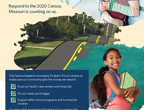 Missouri Counts 2020 Census