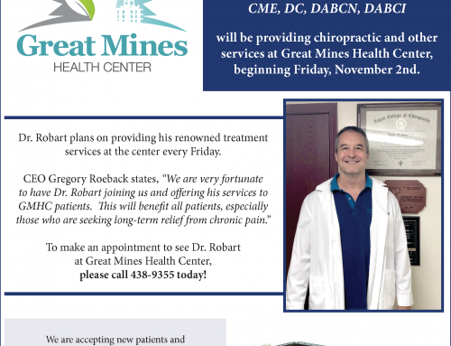 Announcing Dr. James Robart, Jr. CME, DC, DABCN, DABCI